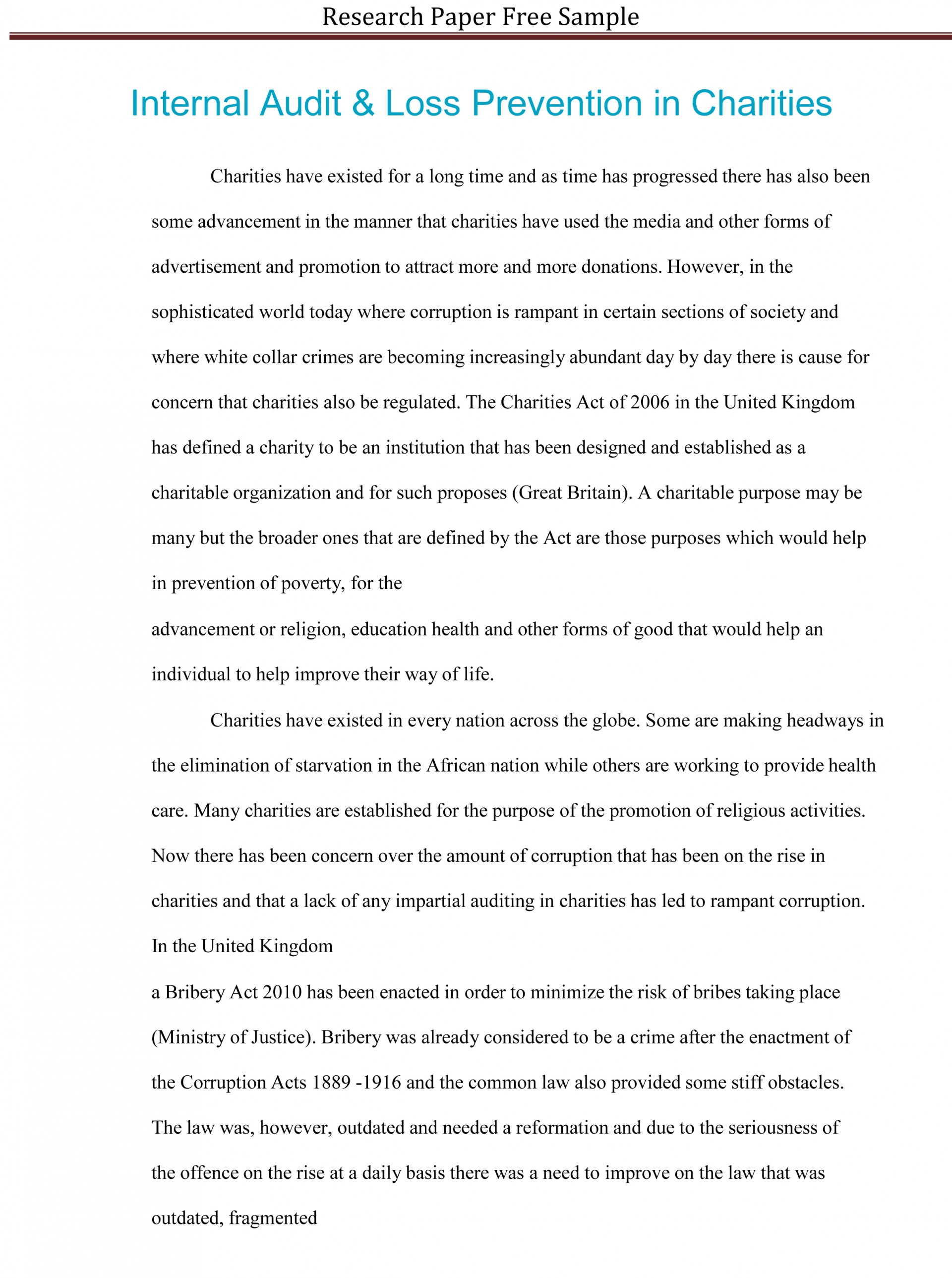 021 Research Paper Sample Essay Example High School Experience Dreaded Free 1920