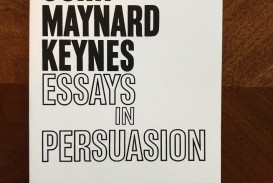 021 S L1600 Essay Example Essays In Remarkable Persuasion Keynes 1931 Wikipedia Summary