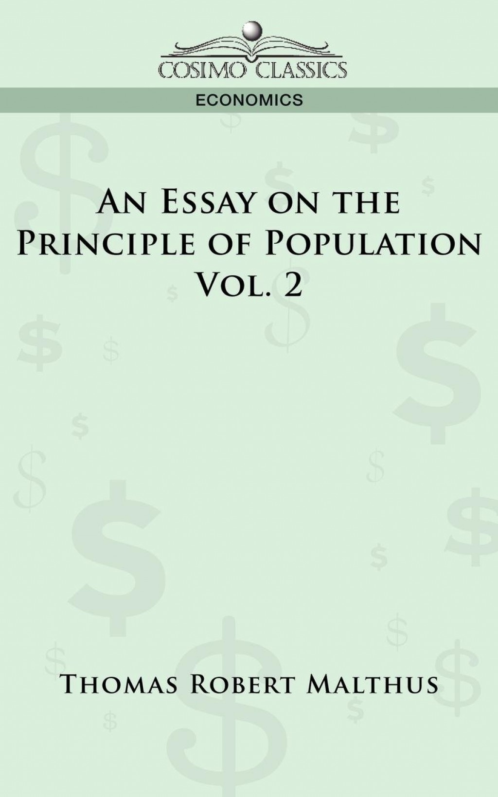021 Thomas Malthus An Essay On The Principle Of Population Example Marvelous Summary Analysis Argued In His (1798) That Large