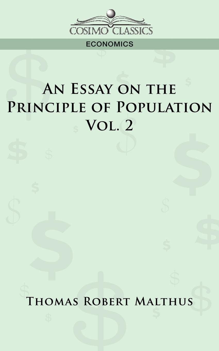 021 Thomas Malthus An Essay On The Principle Of Population Example Marvelous Summary Analysis Argued In His (1798) That Full