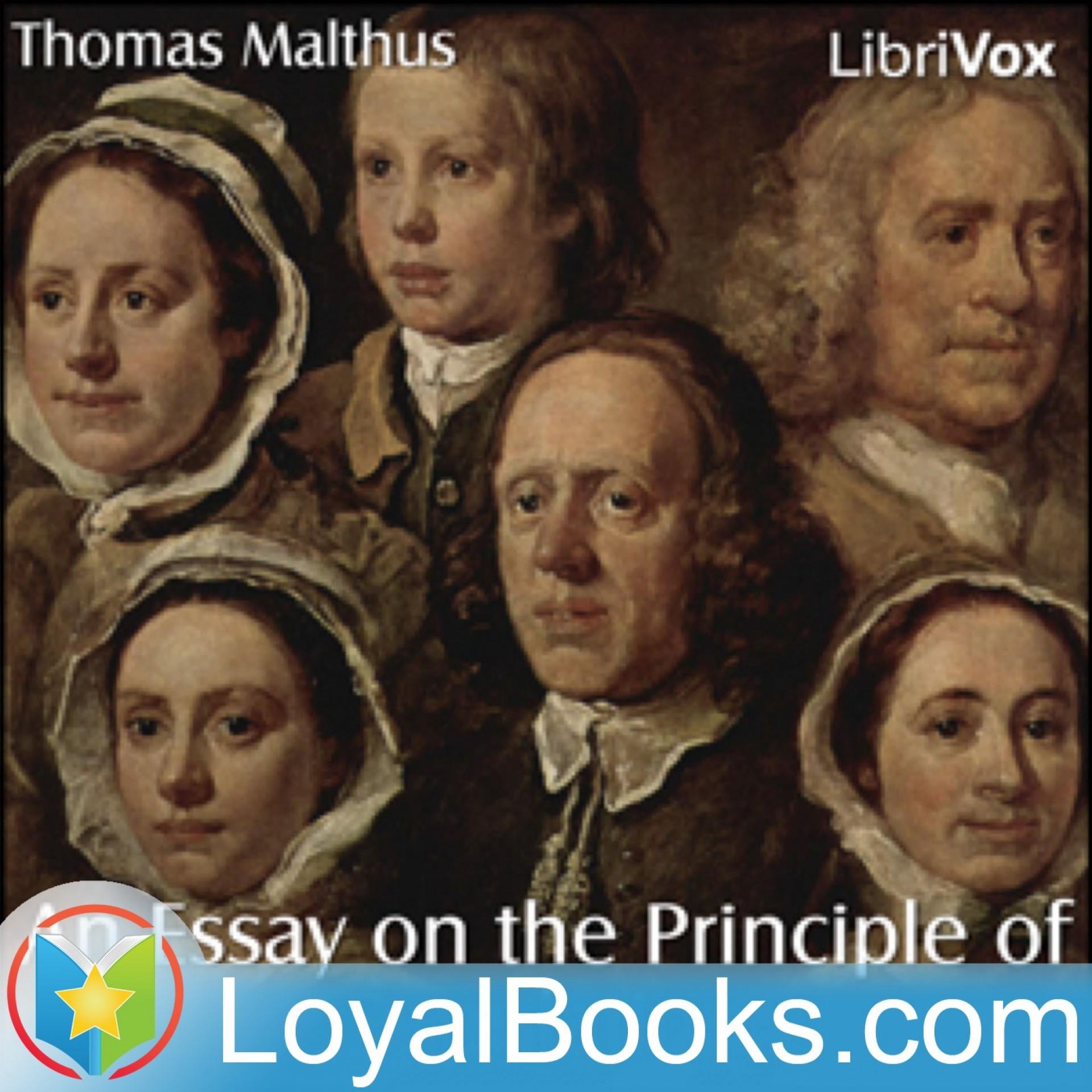 021 Thomas Malthus Essay On The Principle Of Population Example An Stupendous After Reading Malthus's Principles Darwin Got Idea That Ap Euro 1920