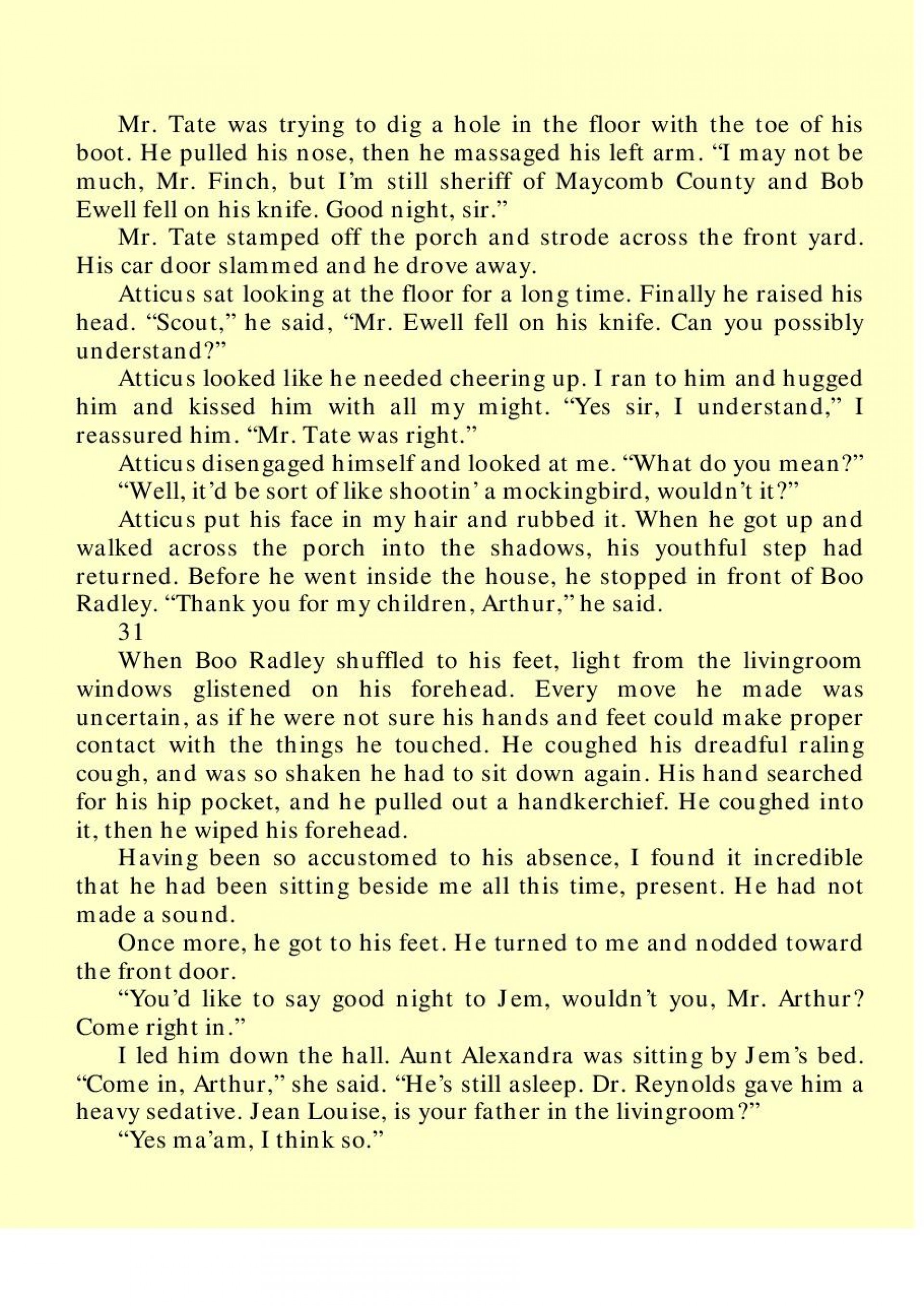 021 To Kill Mockingbird Essay Questions Phenomenal A Part 1 Discussion Test One 1920