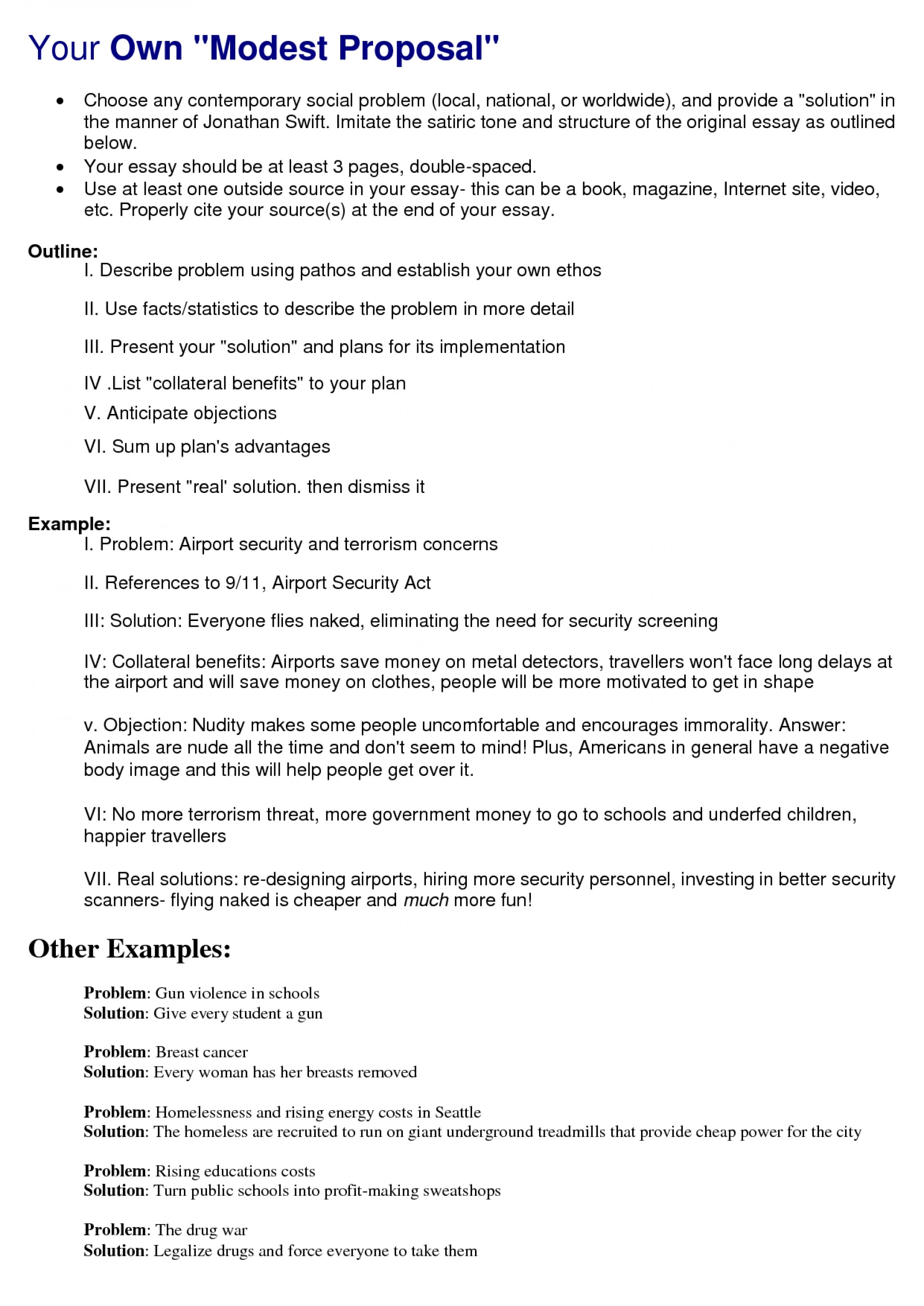 021 What Is Proposal Essay Top A Argument The Purpose Of 1920