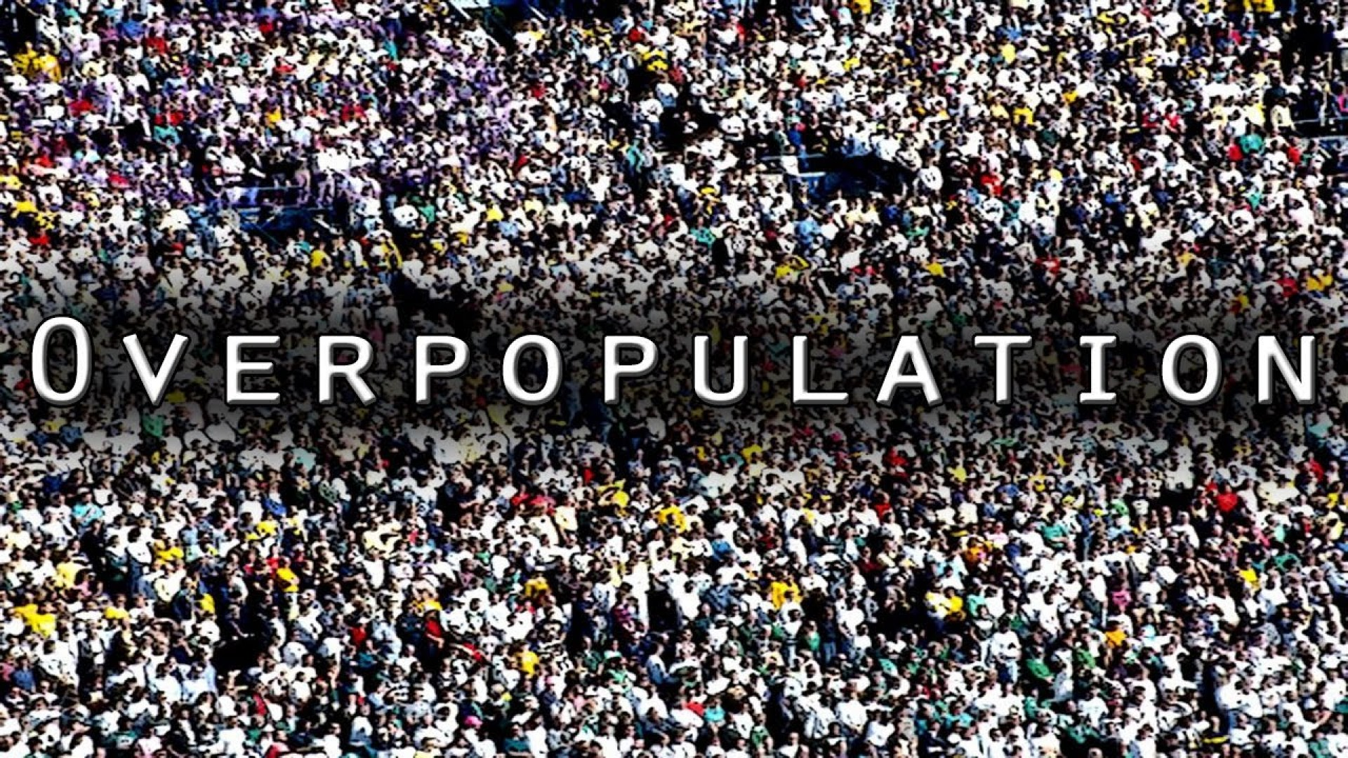 022 Cause And Effect Of Overpopulation Essay Remarkable 1920