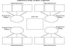022 College Essay Organizer Surprising Application Graphic Organizers Argumentative
