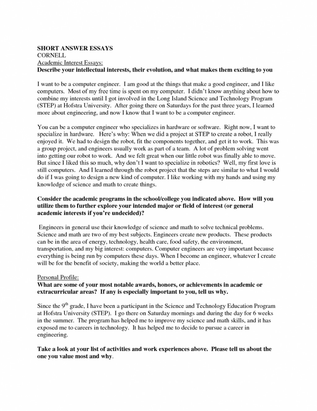 022 Cornell Essay Business School Application Essays Homework Writing Service Harvard Colleges 2 Columbia Stanfords Format Best Ie Sample 1048x1356 Stupendous Mba Examples Engineering That Worked Large