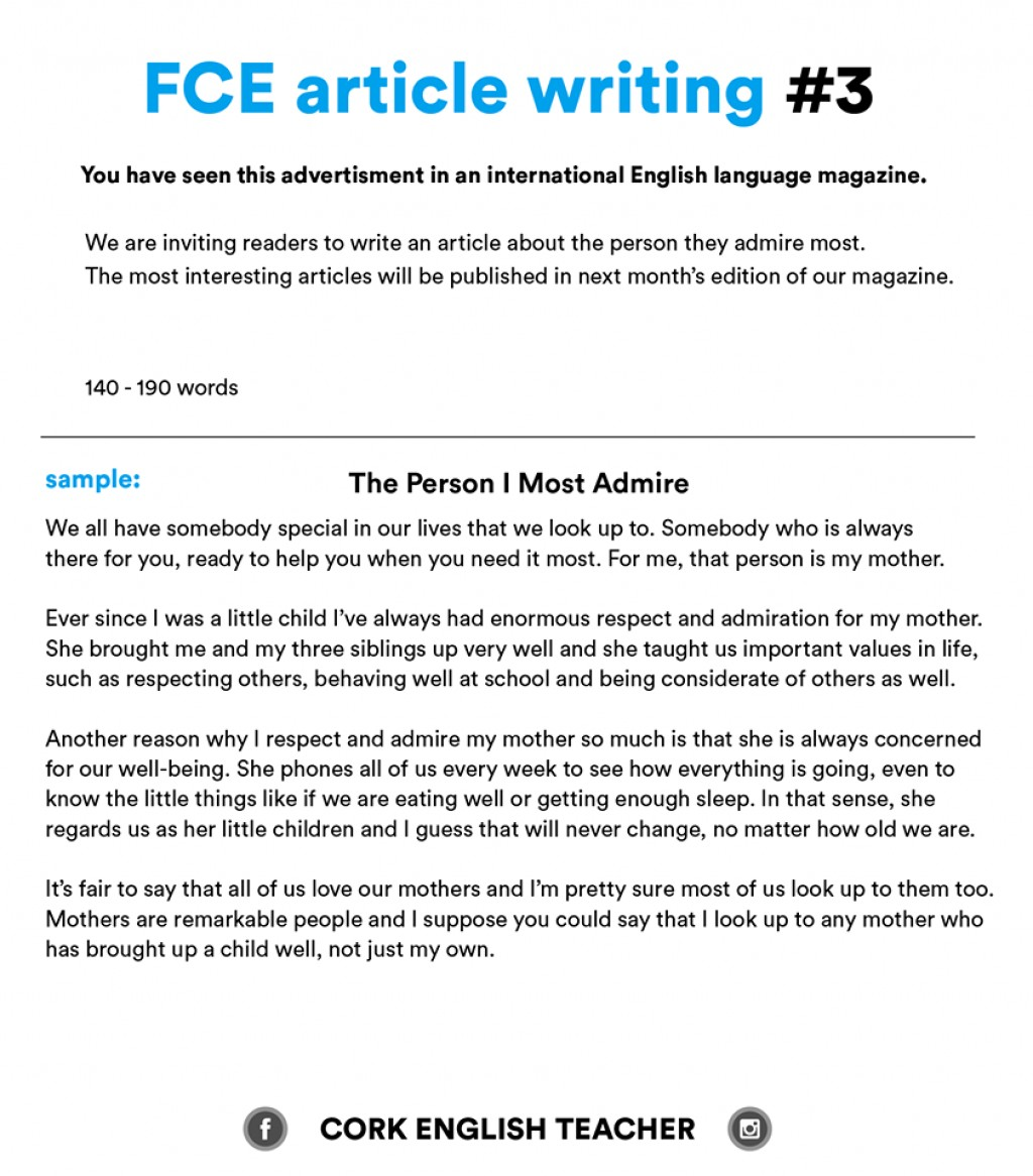 022 Essay About Admire My Mother Example Phenomenal Large