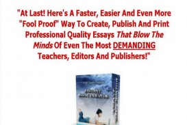 022 Essay Example Creator Breathtaking Thesis