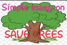022 Essay Example Description Of Trees For Essays Striking