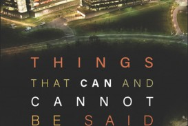 022 Essay Example Essays By Arundhati Roy Things That Can And Cannot Said Sensational