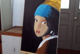 022 Essay Example Girl With Pearl Earring Oil Painting  A By Eleanor Devil Outstanding The Movie Film Review320