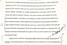 022 Essay Example How To Write Claim For An Argumentative Can Someone Please Help Me Rewrite Or Fix Those Mistakes On My Frightening A Good Rebuttal In