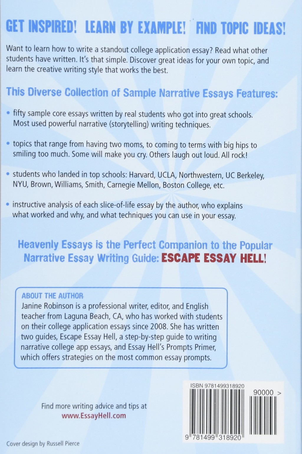 022 Essay Example Ideas For Narrative Beautiful A Fictional Writing Personal Descriptive Large