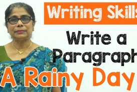 022 Essay Example Maxresdefault Rainy Day Stupendous English My In For Class 6 10