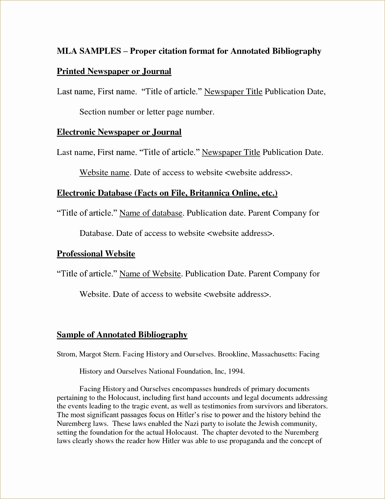 022 Essay Example Mla First Page After The Title Apa Outline Correct Format Citing Letter Best Formatted Awesome Cit Unique Proper Pdf Paper College Argumentative Full
