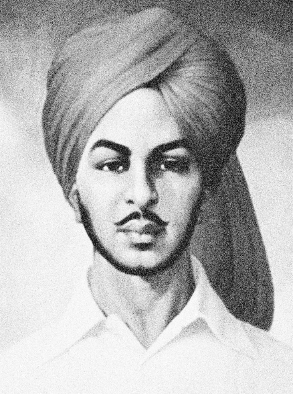 022 Essay Example On Bhagat Singh In Unique Marathi Short 100 Words Large