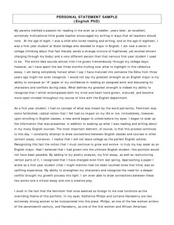 022 Essay Example Reflective Postgraduate Personal Statement Unforgettable Examples About Life Pdf High School Students Apa 360