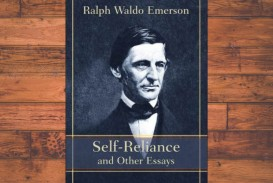 022 Essay Example Self Reliance And Other Essays Formidable Ekşi Self-reliance (dover Thrift Editions) Pdf Epub
