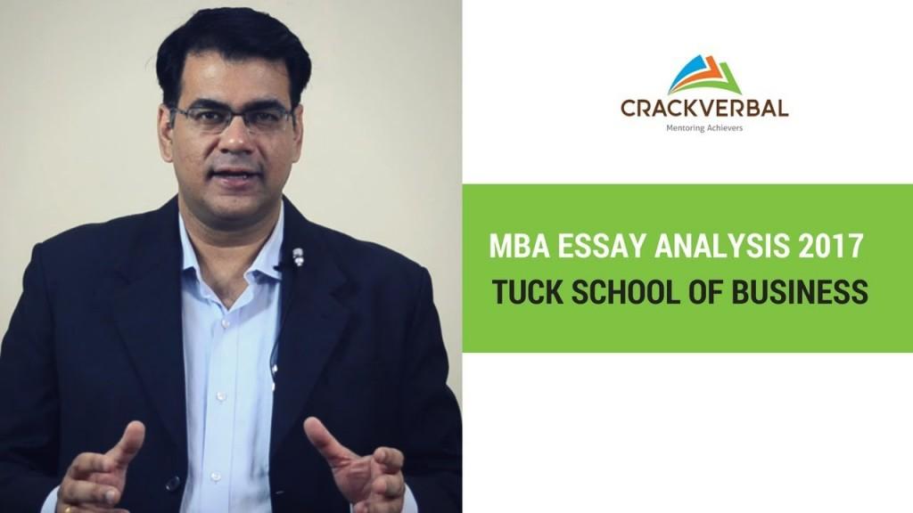 022 Essay Example Tuck Mba Essays Marvelous Sample Tips 2018 Large