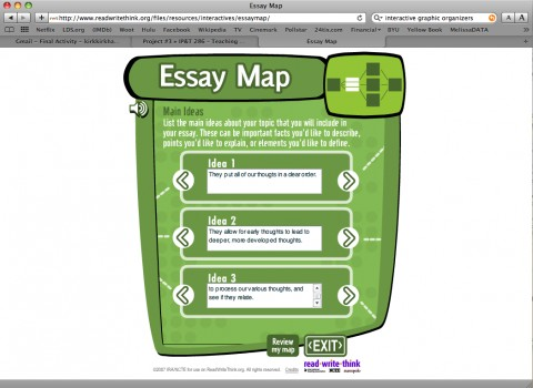 022 Essay Map Go3 Formidable Pictorial Example Pdf Outline 480