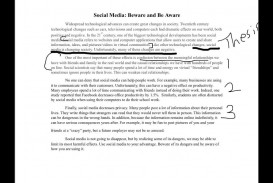 022 Essay On Media Example Excellent Electronic Advantages And Disadvantages Topics Bias Argumentative Violence