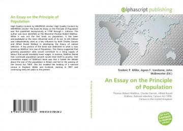 022 Essay On The Principle Of Population Example Singular Malthus Sparknotes Thomas Main Idea 360