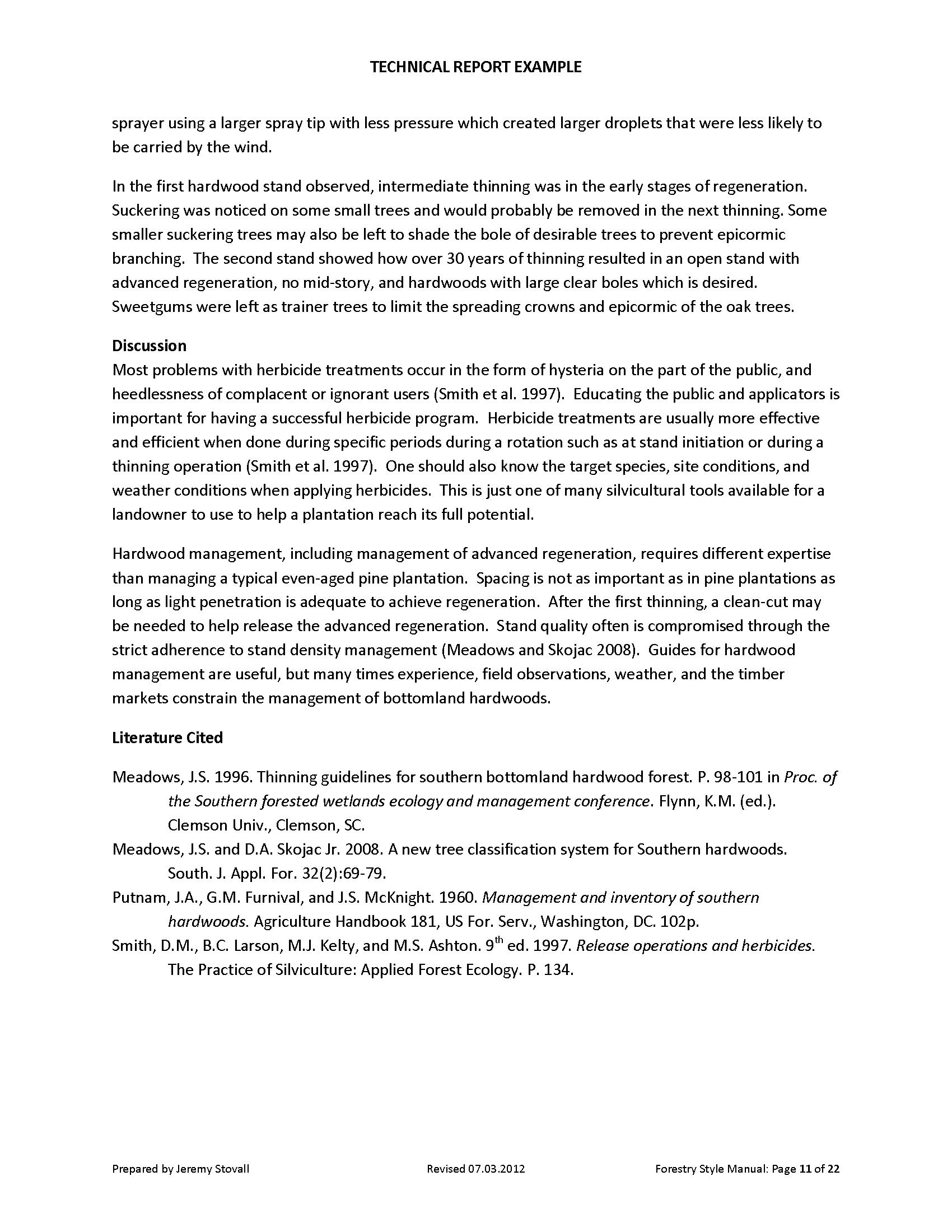 013 essay example of informative