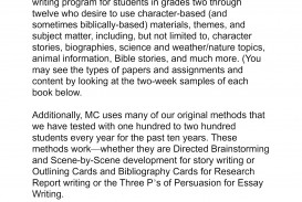 022 Examples Of Persuasive Essays Expository Essay Introductions Creative Writing Course Paragraph On Bullying About Meaningful Compos Cyber How To Prevent Five Excellent For Fifth Graders Written By 5th 3rd Grade 320