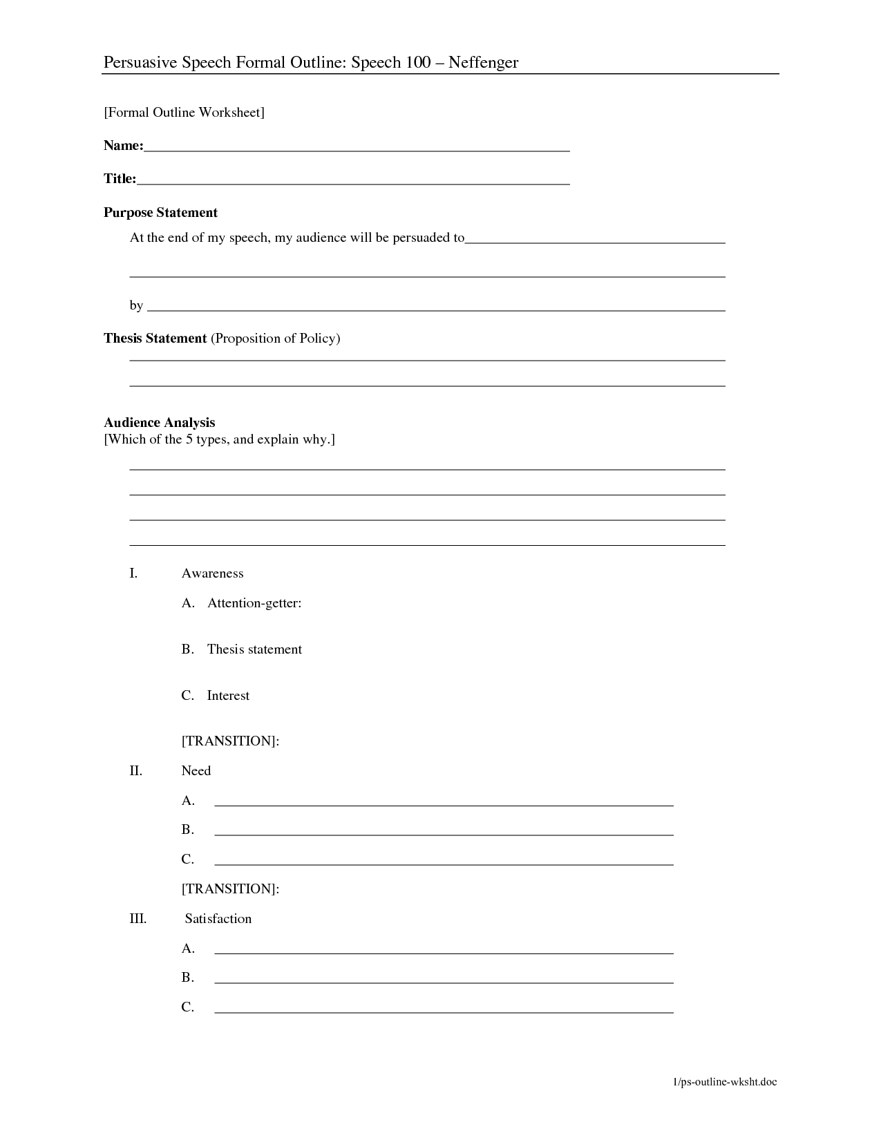 010 essay outline template example fill in the