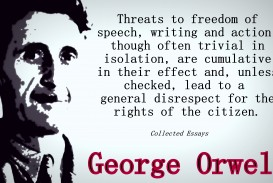 022 George Orwell Essays Essay Example On Writing Animal Farm Why I Write Cant Summary Do So Slowly Full By Saadat Hasan Manto Analysis Frightening 1984 Collected Pdf