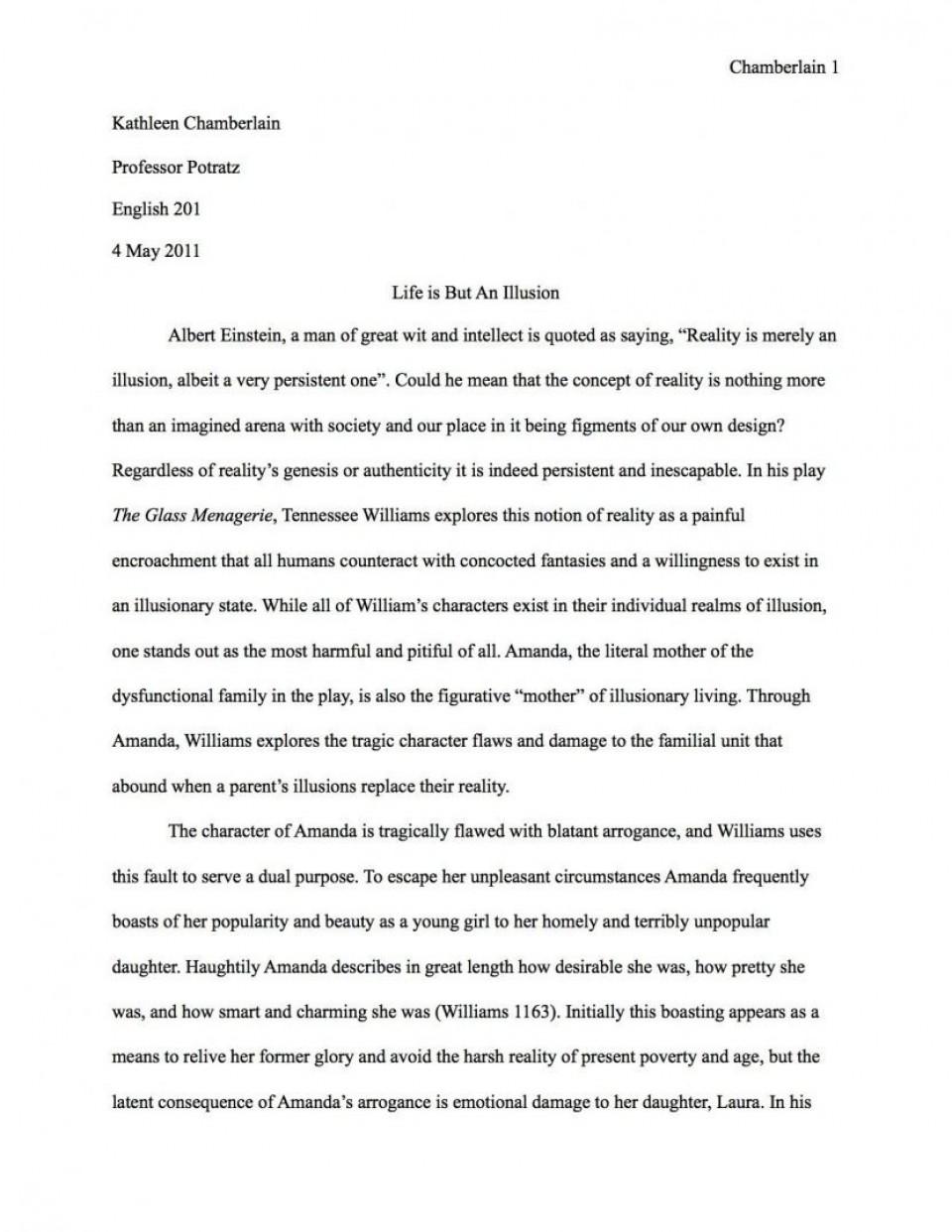 Open campus essay