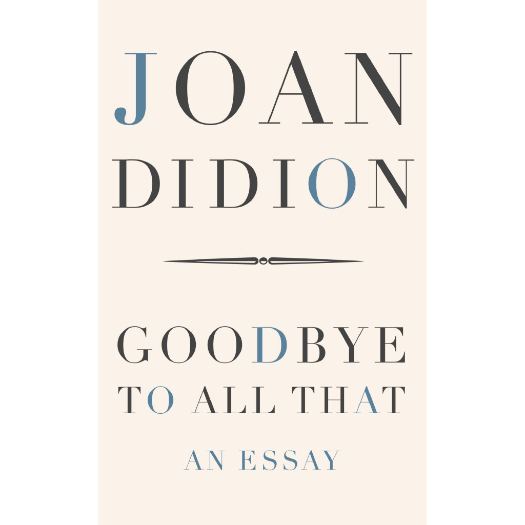022 Joan Didion Essays  Uy2501 Ss2501 Essay Singular Collections On Santa Ana Winds AmazonLarge