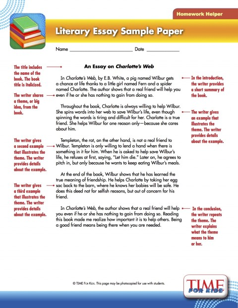 022 Literaryessaysampler 1svmyul How To Write Literary Essay Formidable A Good English Literature Introduction Conclusion Grade 4 480