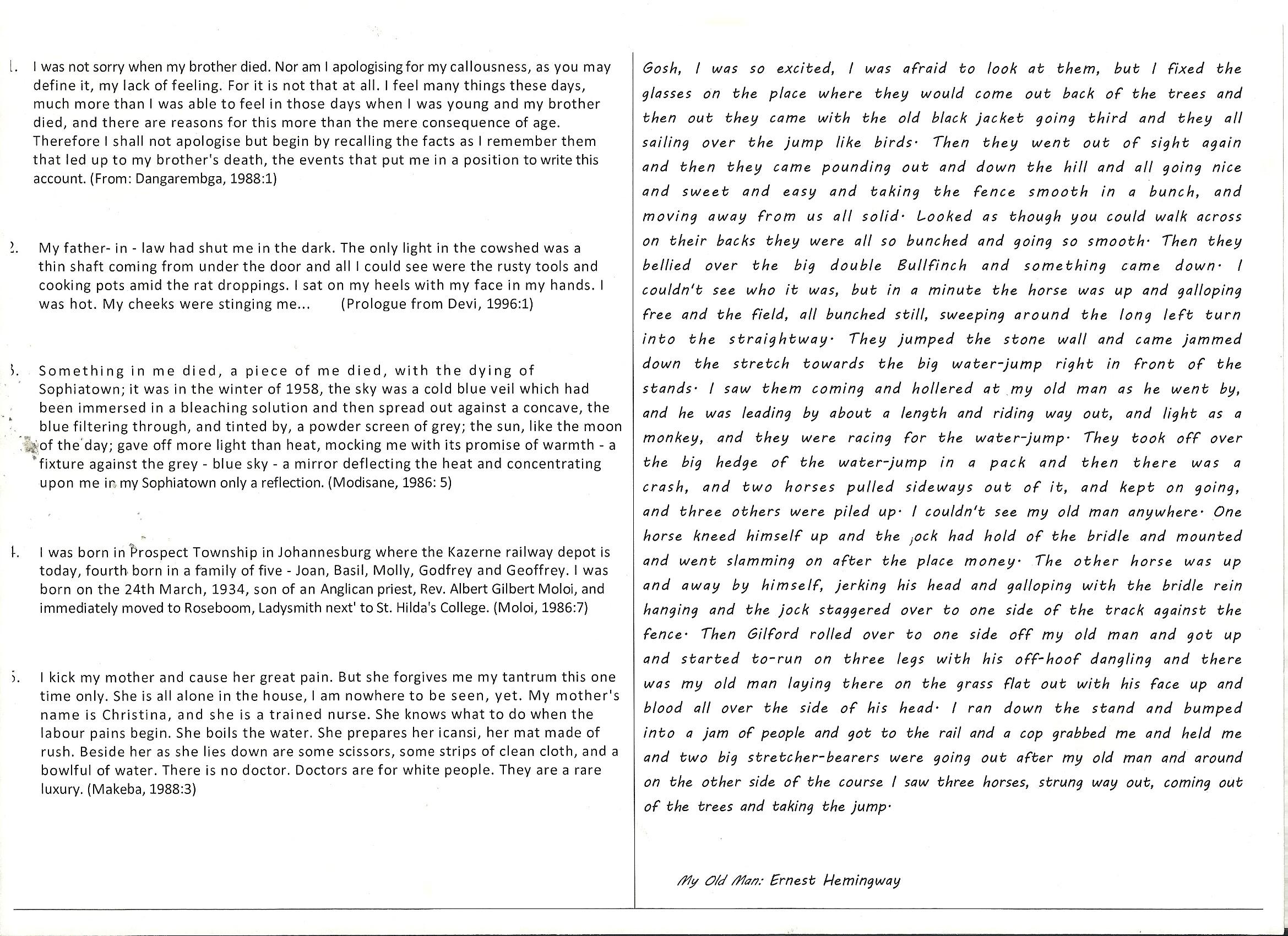 022 My Name Essay Good Vs Stunning Conclusion Esperanza Full