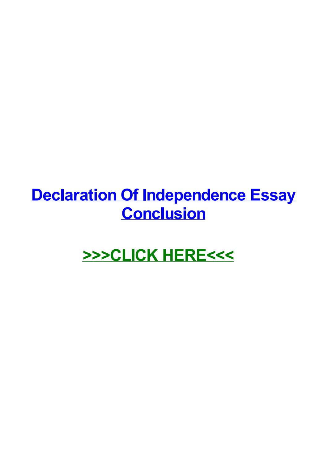022 Page 1 Declaration Of Independence Essay Archaicawful Hook Pdf Mini Q Background Questions Full