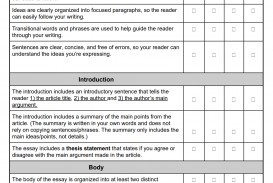 022 Rubric Response Essay Impressive Format Example Definition Conclusion