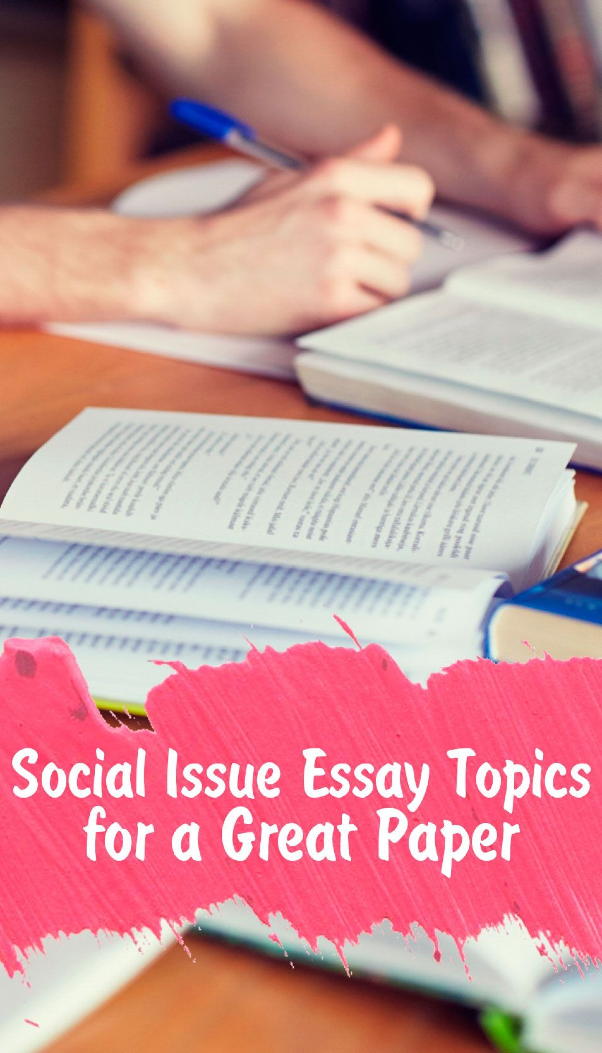 022 Social Issues Essay Topics Example Unforgettable In America Paper 1920