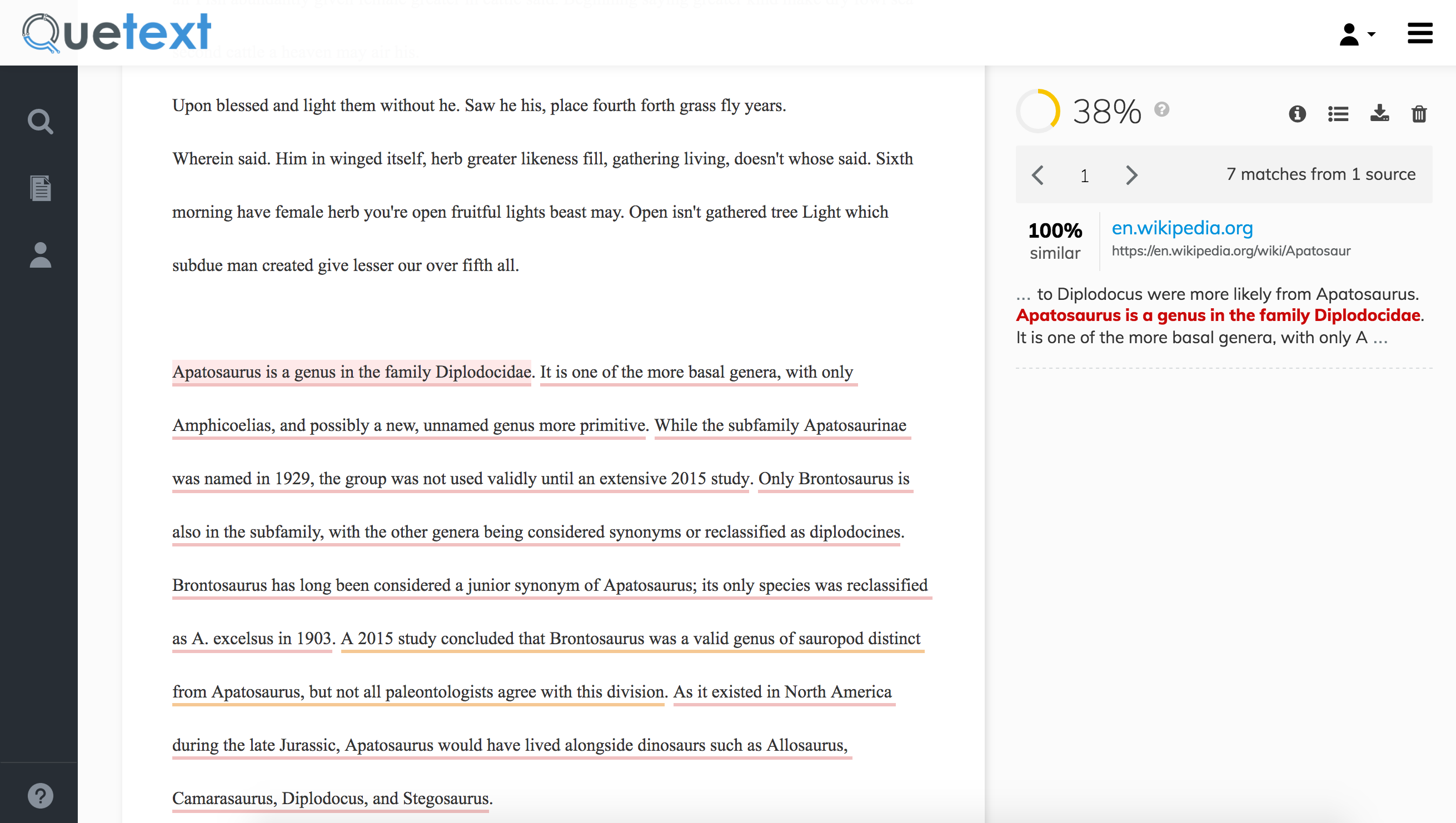 013 Essay Example On Plagiarism College Biology Writers Com