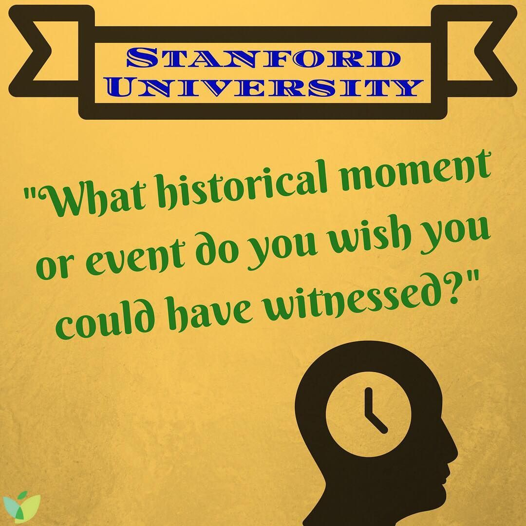 022 Stanford Essay Prompts Example Phenomenal Examples Application Full