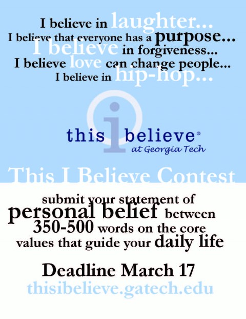 022 This I Believe Essay Topics Example Thisibelieve8 Fearsome Funny Prompt 480