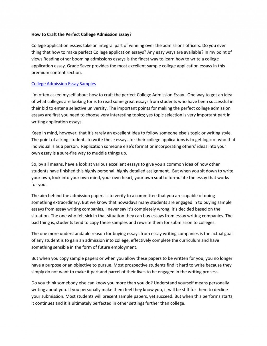 023 College Admission Essay Example How To Craft Theerfect Application By Jessey Broad Amazing Essays Rare Prompts Format Examples Ivy League Large