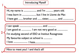 023 Essay Example All About Impressive Me High School College