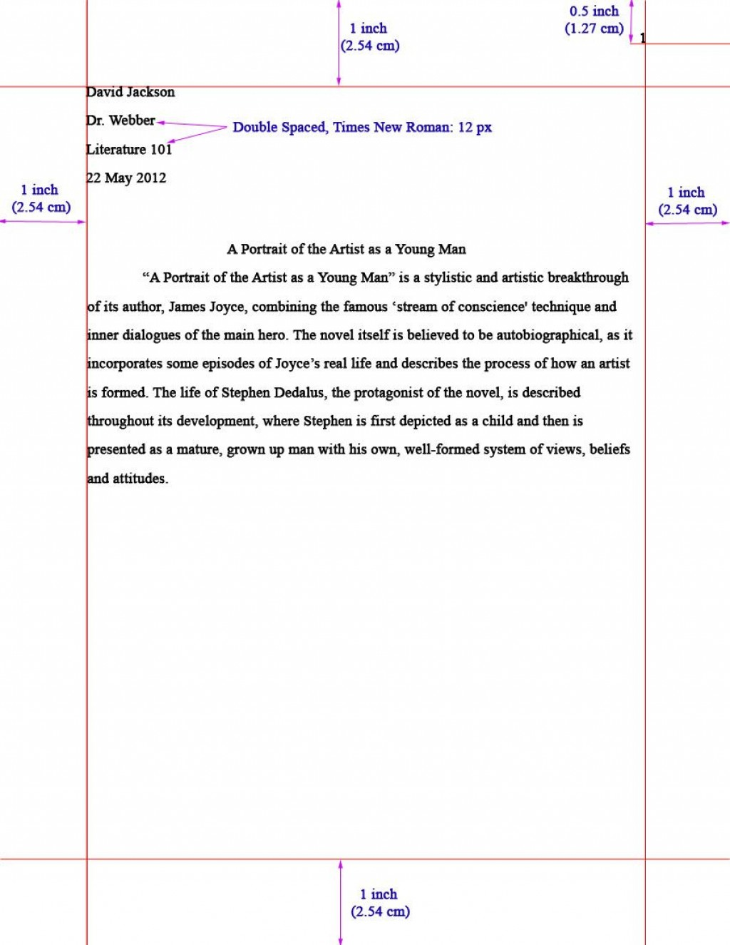 023 Essay Example College Incredible Heading Personal Admission Format Admissions Sample Large