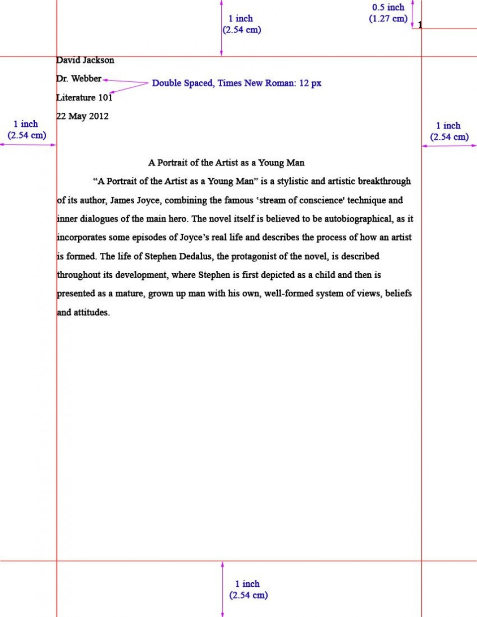 023 Essay Example College Incredible Heading Personal Admission Format Admissions Sample 960