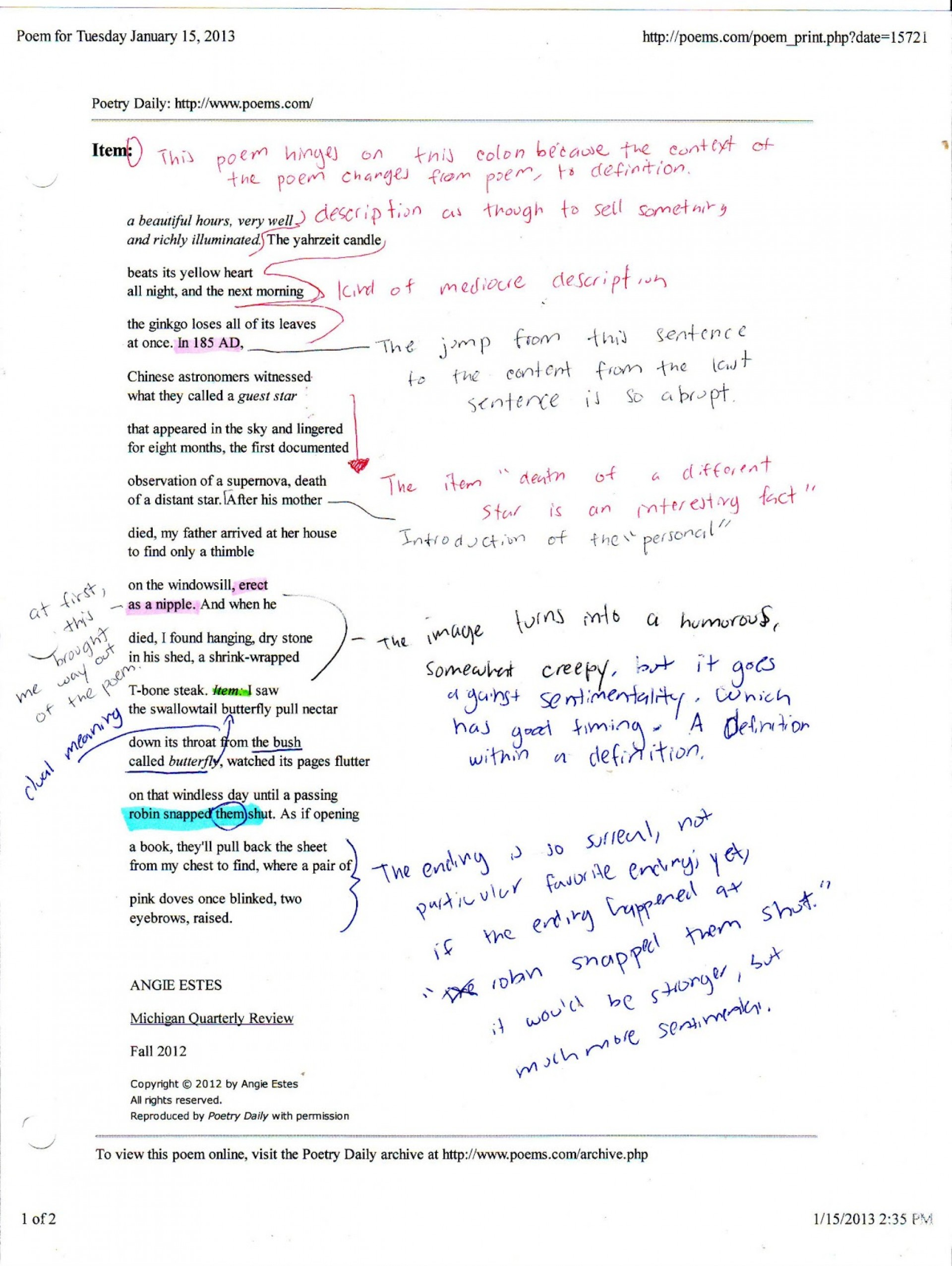 023 Essay Example Image70131 Jpg How To Quote Poem In Best A An Lines From Mla Chicago Style 1920