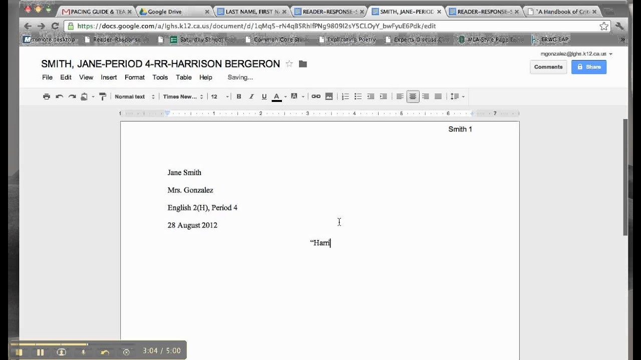 023 Essay Example Maxresdefault Reader Amazing Response Assignment Examples On The Story Of An Hour Full