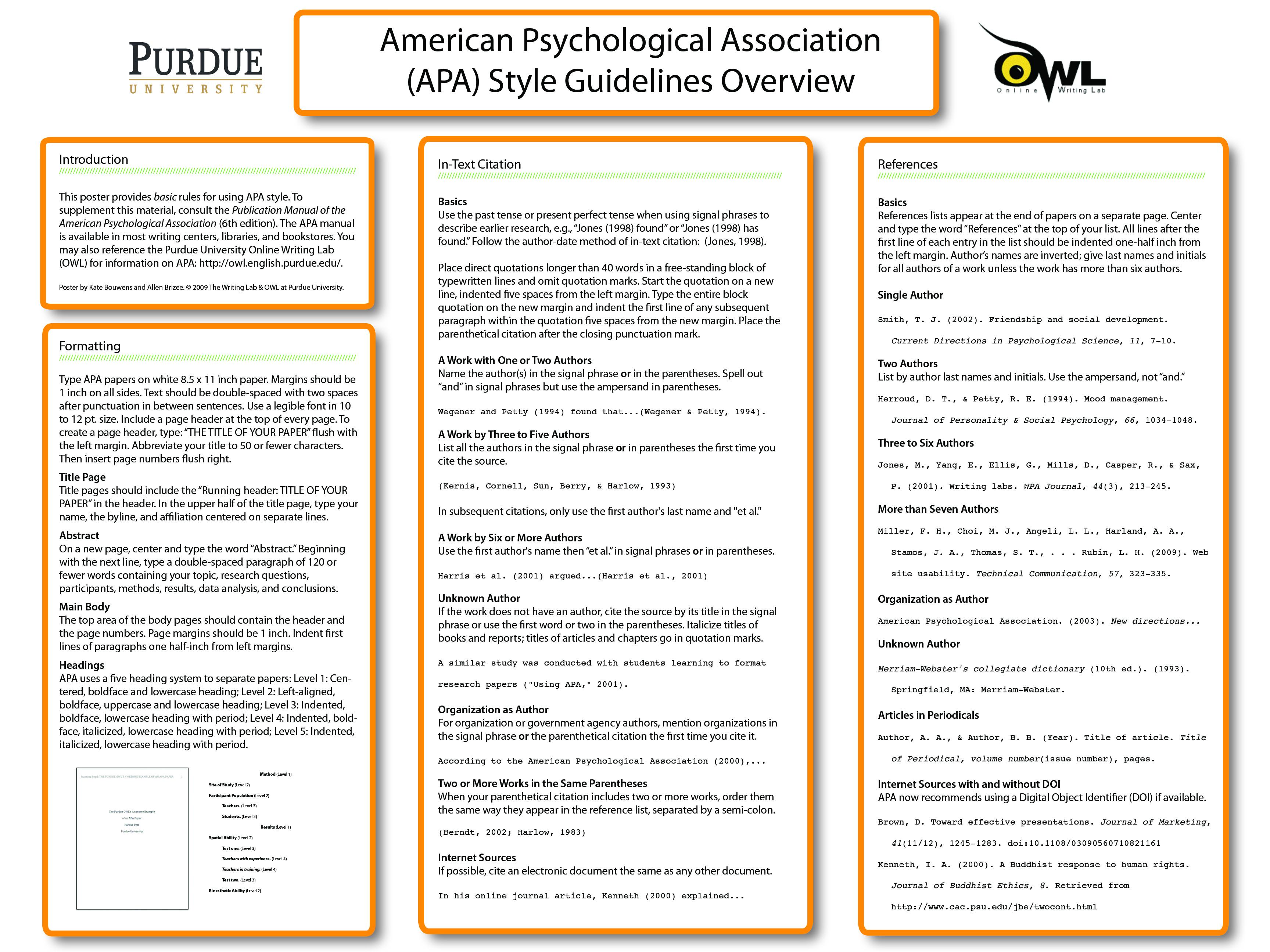 023 Essay Example Purdue Beautiful University Writing Owl Formal Format Paper Full
