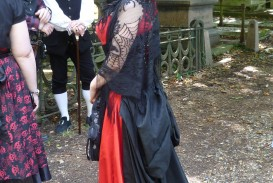 023 Essay Example What Does Fashion Mean To You Goth At Kensal Green Cemetery Stupendous