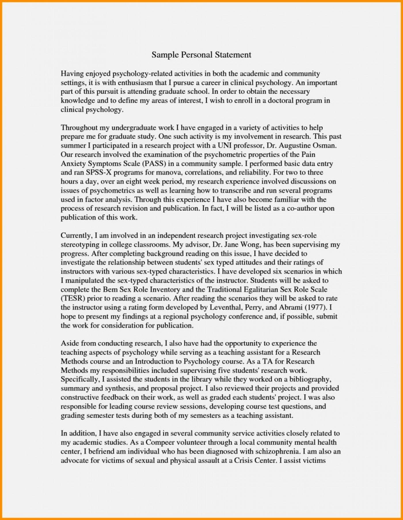 023 Essay For Graduate Admission Example Admissions Surprising Nursing School Personal 1400