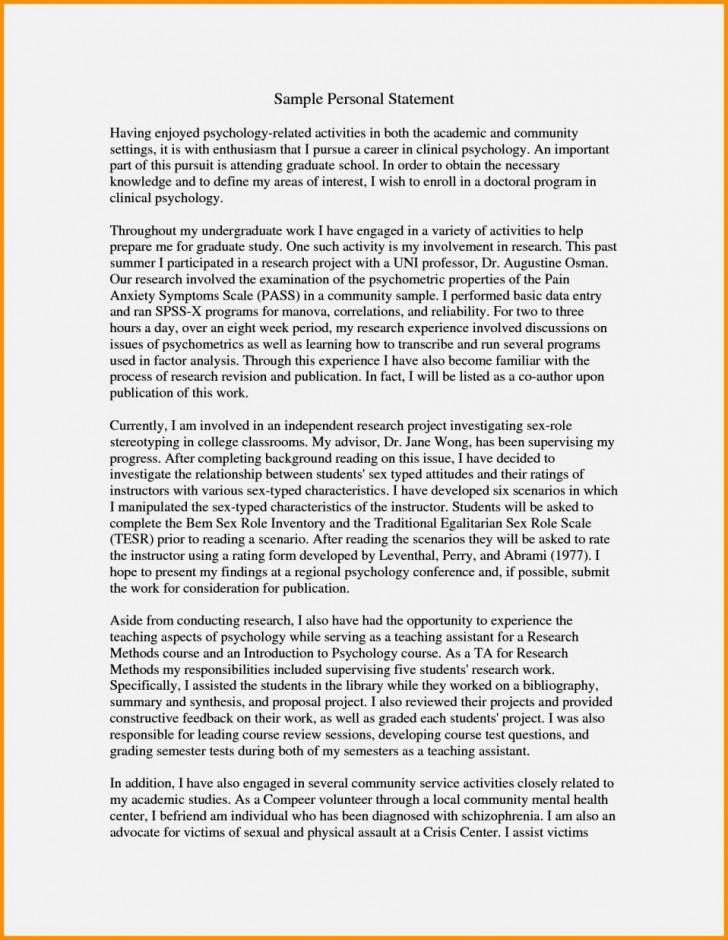 023 Essay For Graduate Admission Example Admissions Surprising Nursing School Personal 728